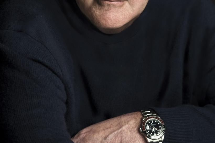 Publicity photo of author James Patterson