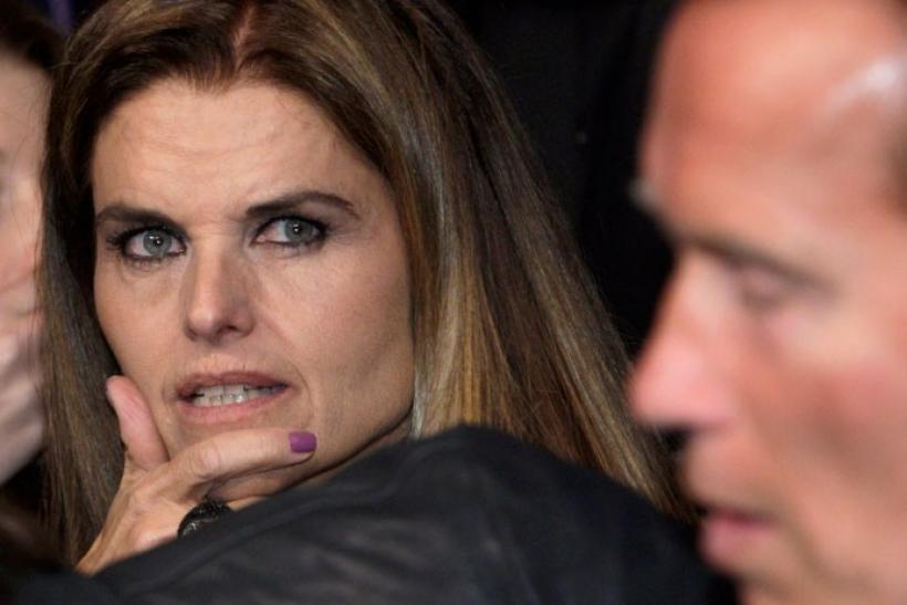 Former California First Lady Maria Shriver