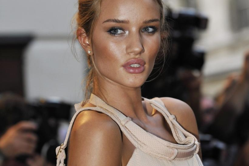 Rosie Huntington-Whitely