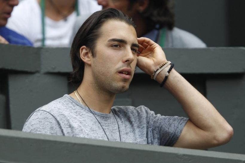 Sasha Vujacic, the boyfriend of Maria Sharapova of Russia