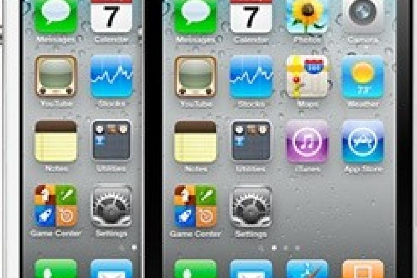 Apple sold about 3 million iPhone 4s in the first 21 days of the smartphone's release in June 2010