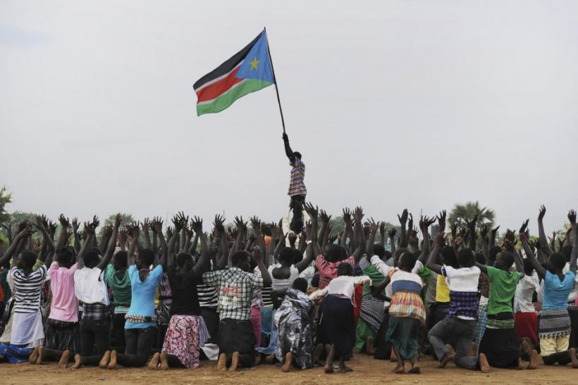 South Sudan, newest nation