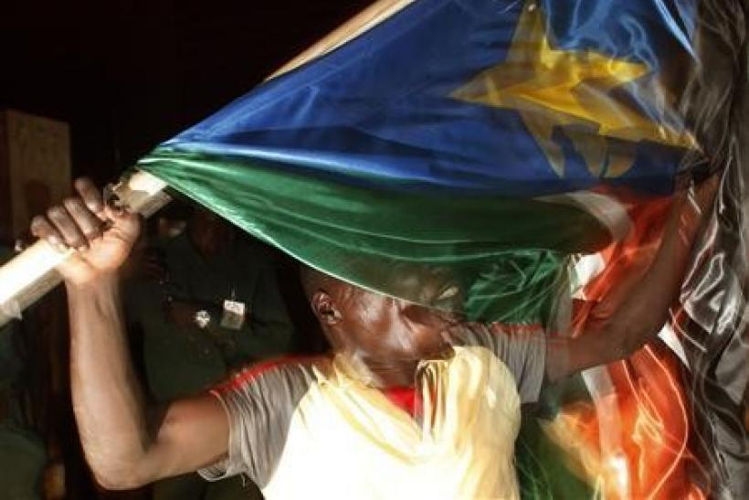 South Sudan freedom day dawns