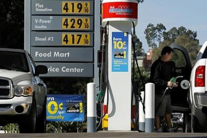 Is $2-something Per Gallon Gasoline Gone?