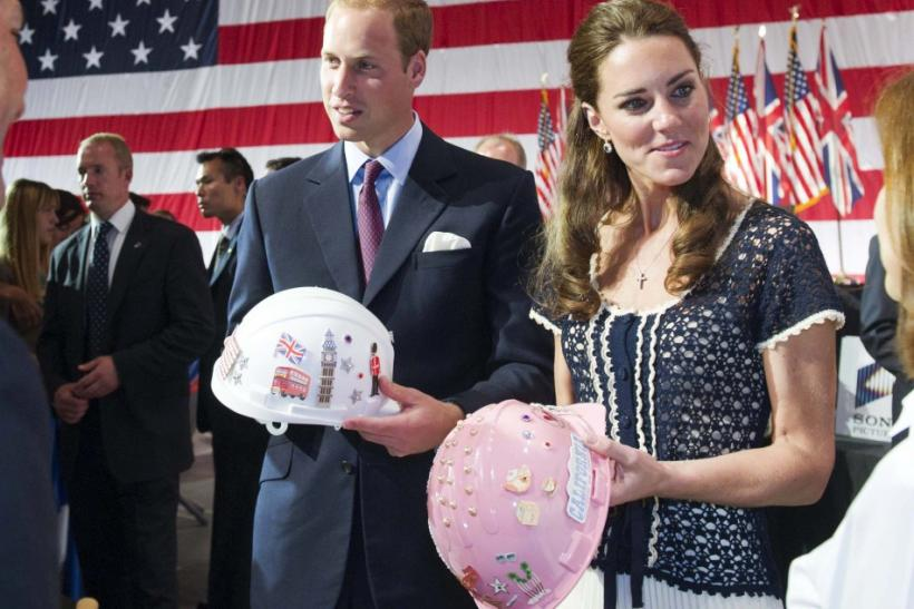 Prince William & Kate fly home: Last day in California royal tour (Photos)