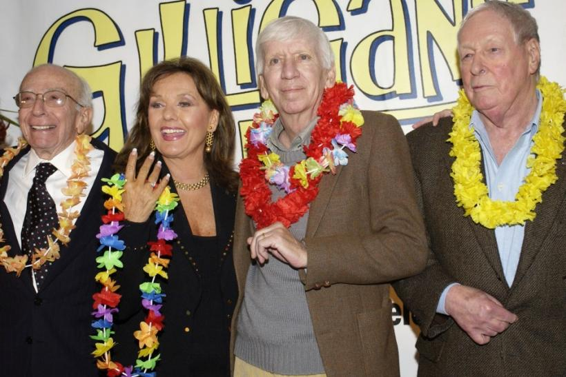 CAST MEMBERS AND CREATOR OF GILLIGAN'S ISLAND