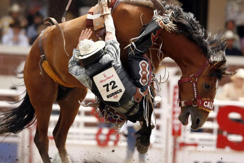 Calgary Stampede enthus (Photo)