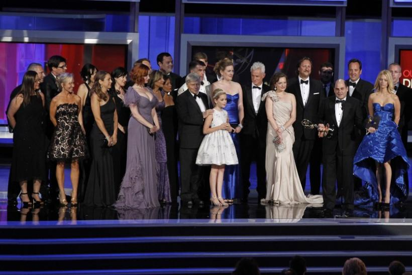 "2011 Emmy Nominations: Best Drama Series ""Mad Men"""