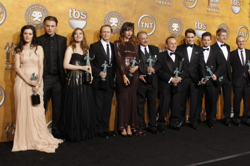 "2011 Emmy Nominations: Best Drama Series ""Boardwalk Empire"""