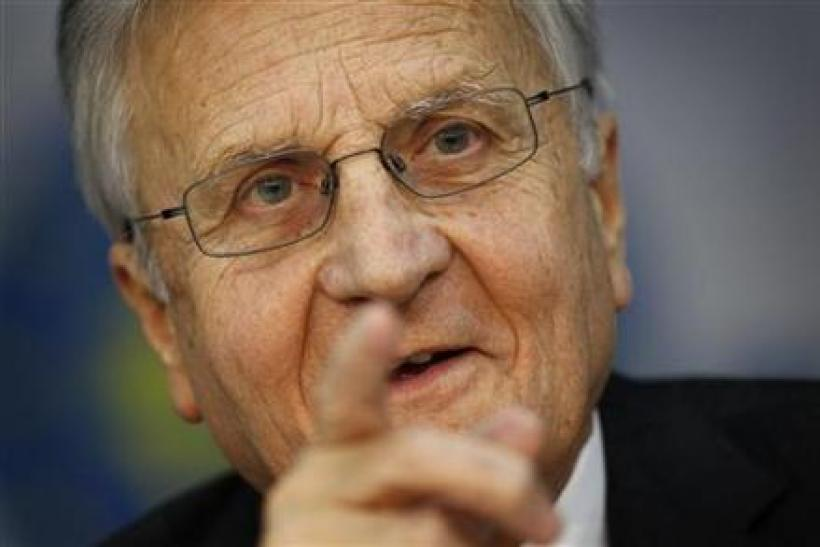 Jean-Claude Trichet, President of the European Central Bank (ECB)