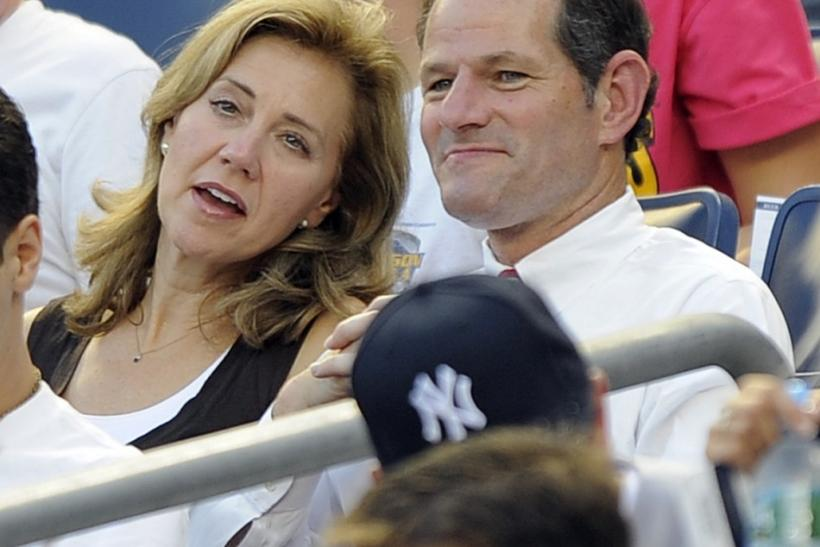 Silda and Eliot Spitzer