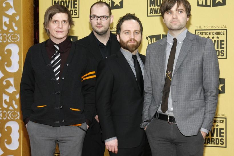 "Death Cab for Cutie's video for ""You Are a Tourist"" could take home the VMA for Best Art Direction."