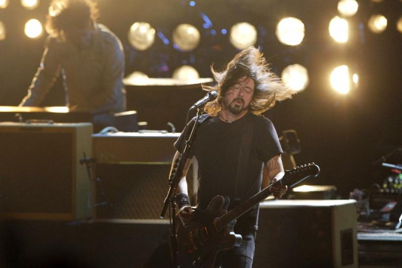 "Foo Fighters' video for ""Walk"" could walk home with the Moonman for Best Rock Video."