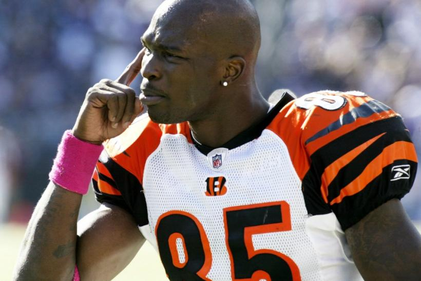 Cincinnati Bengals wide receiver Chad Ochocinco