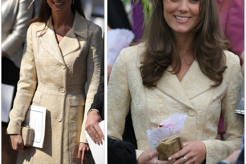 Kate Middleton tagged as the 'royal recycler'