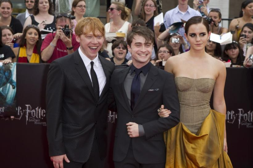 Harry Potter franchise seeks end to 10-year Oscar drought