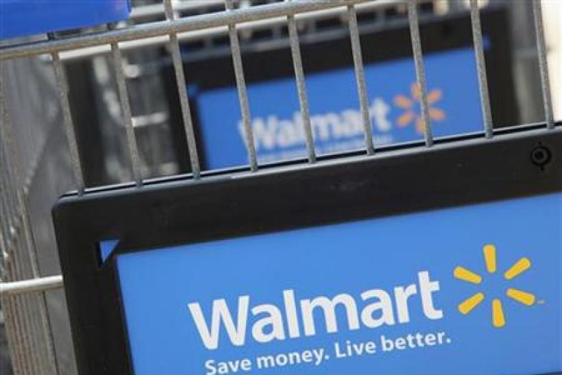 Walmart is the largest seller of food in