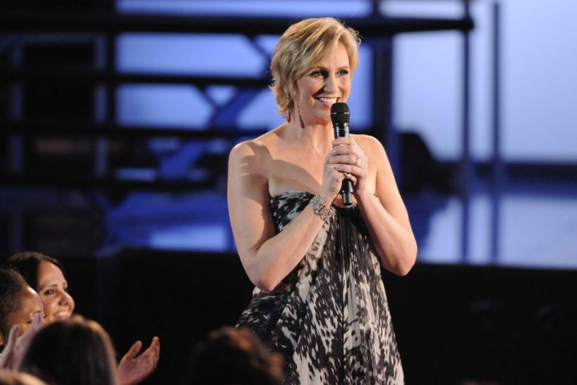 Actress Jane Lynch hosts the Do Something Awards in Los Angeles