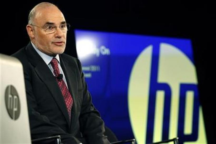 Former HP CEO Leo Apotheker