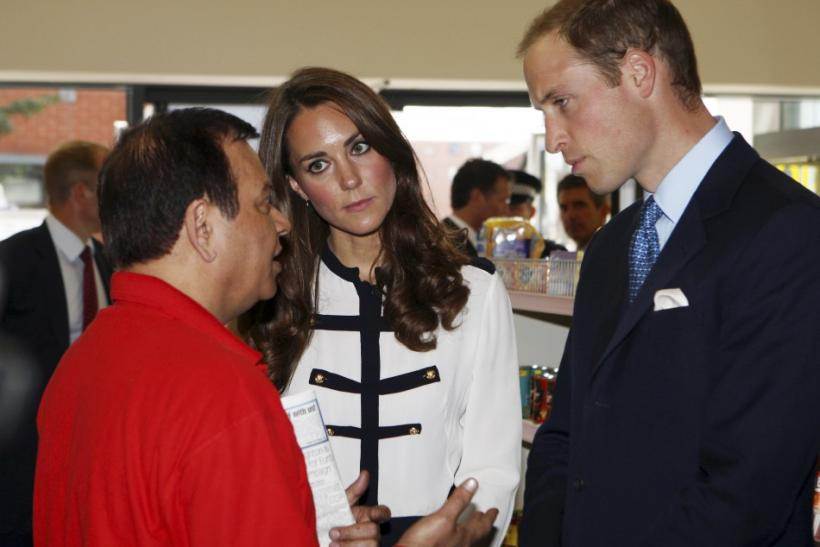 Prince William and Kate Middleton Visit UK Riot-Hit Areas After Other Royals [PHOTOS]