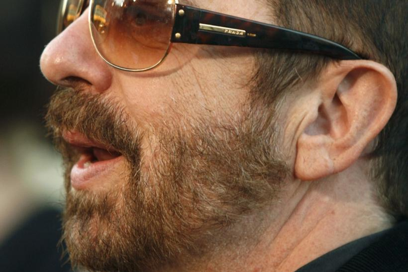 File image of musician Dave Stewart in California
