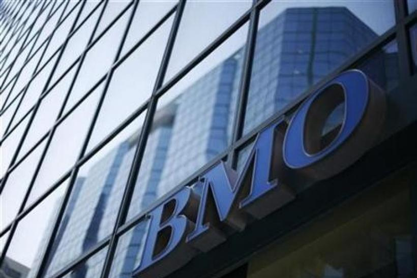 BMO profit jumps 18 percent
