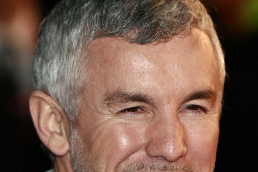 Australian director Luhrmann arrives for the British premiere of 'Australia' in central London 10/12/2008