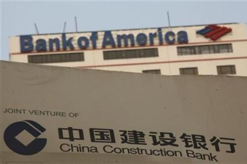 Bank of America to sell China bank stake for $8.3 billion
