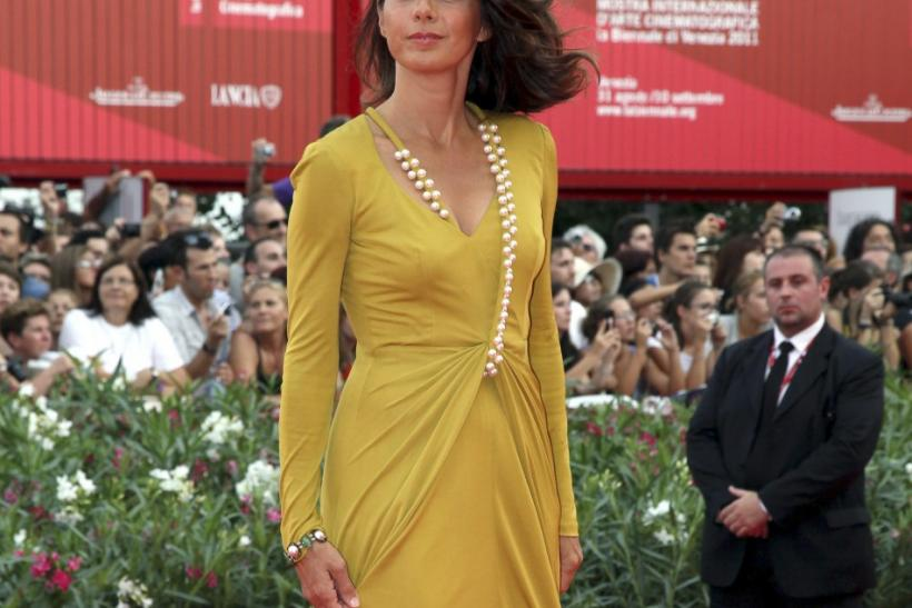 Celebs Spotted at the 68th Venice Film Festival.