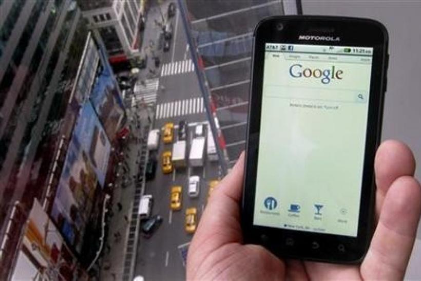 Google bought Motorola to guard Android: Sony Ericsson