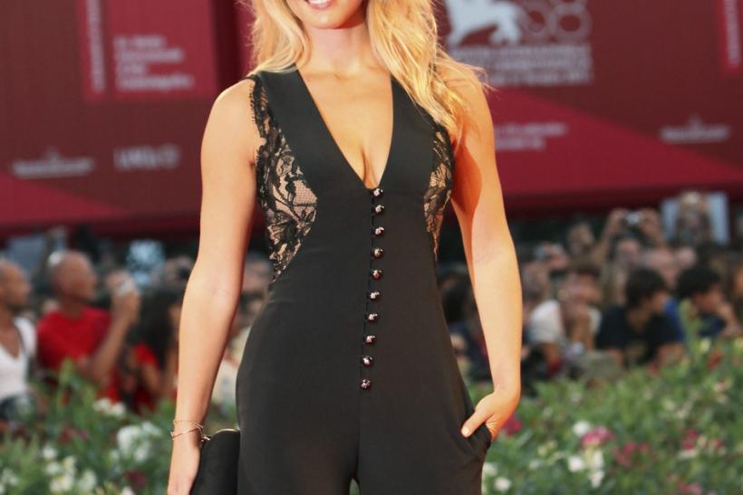 Venice Film Festival 2011: Leading Ladies Flaunt their Red Carpet Gowns