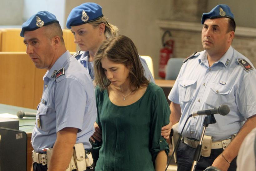 Amanda Knox appeals trial