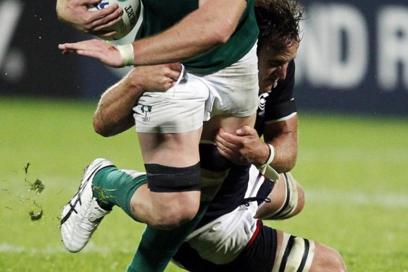 20 September 2011: All the Latest News from Rugby World Cup 2011