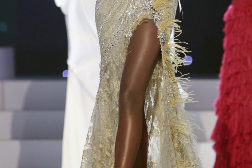 Miss Angola Crowned Miss Universe 2011.
