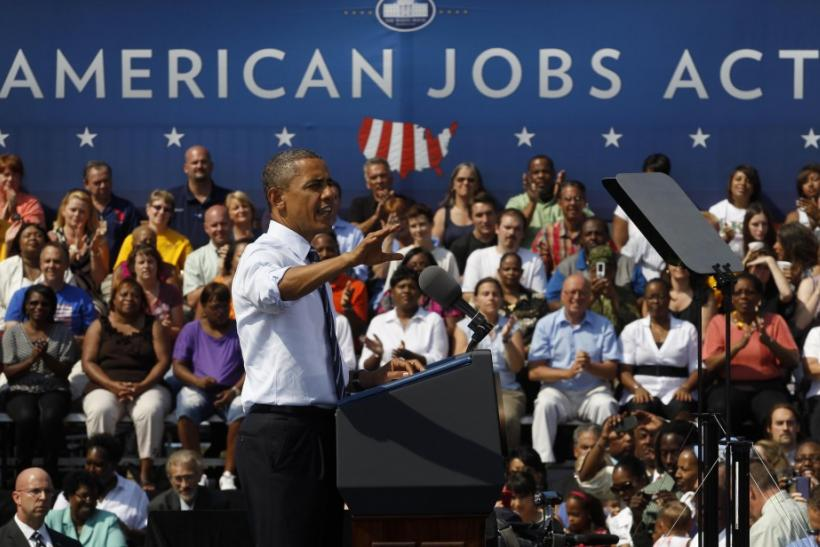 Obama American Jobs Act