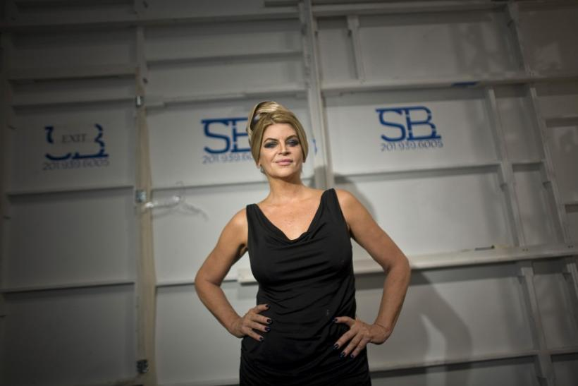 Kirstie Alley Zang Toi Spring/Summer 2012 show during New York Fashion Week September 13, 2011.