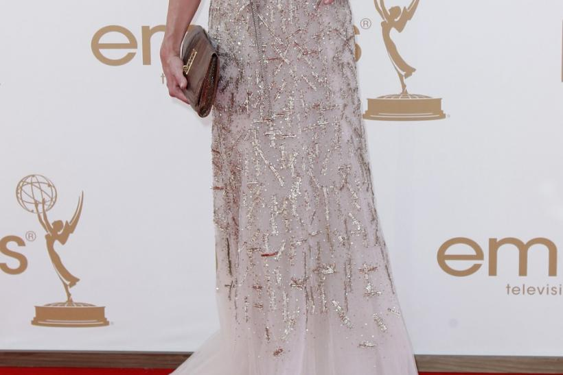 "Cat Deeley from ""So You Think You Can Dance"" arrives at the 63rd Primetime Emmy Awards in Los Angeles September 18, 2011."