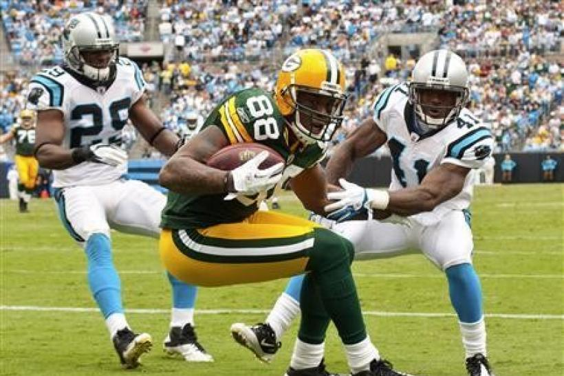 Packers make perfect start to NFL season