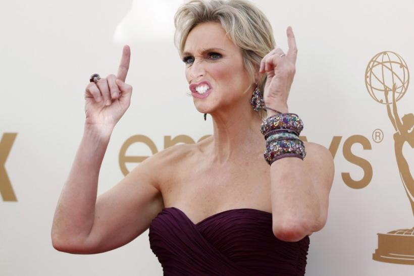 Emmys 2011: Jane Lynch's Hottest Moments