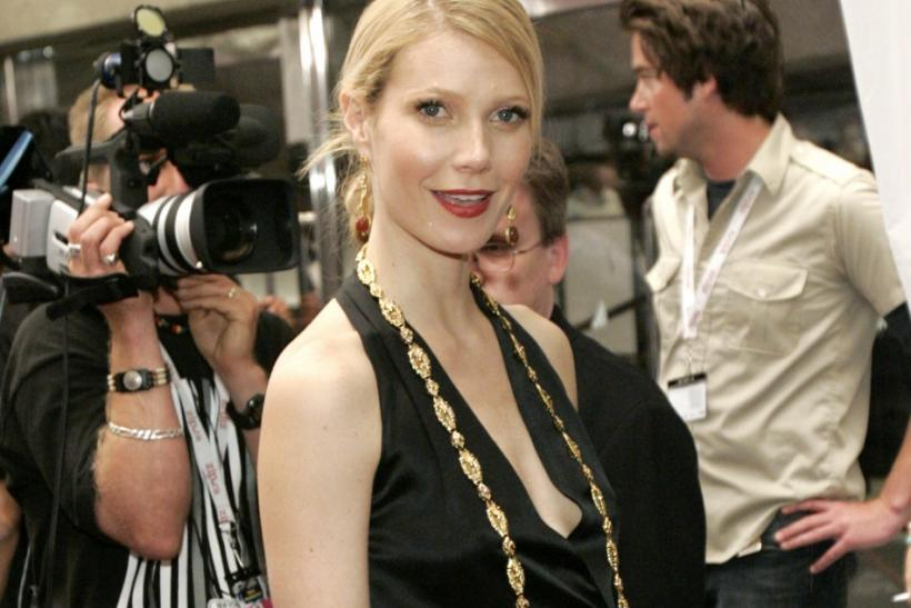 "Gwyneth Paltrow at world premiere of ""Proof"" at 30th Toronto International Film Festival."