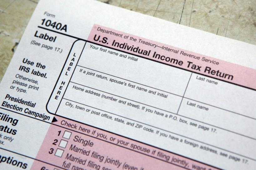 At Issue: U.S. Tax Code