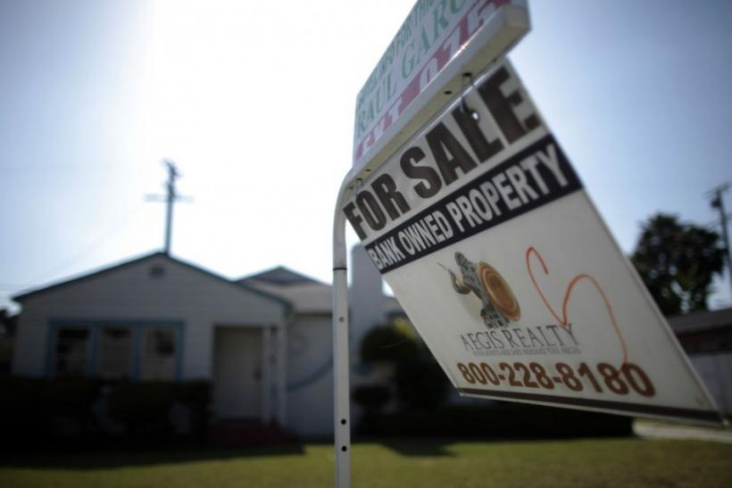 Existing Homes Sales Jump