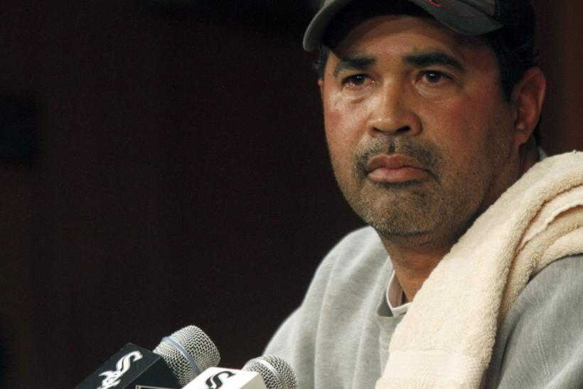 Ozzie Guillen is in some hot water for his recent comments about Fidel Castro.