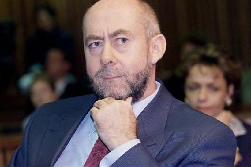 """File photo of Wouter Basson, dubbed """"Dr. Death"""""""