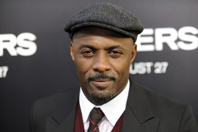 "Actor Idris Elba arrives at the premiere of ""Takers"" in Los Angeles, California, August 4, 2010."
