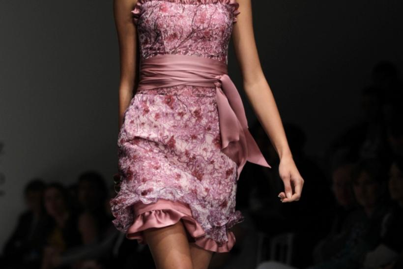 Best of 2011 Mercedes-Benz Fashion show, Mexico: Sheer and Floral in trend [PHOTOS]