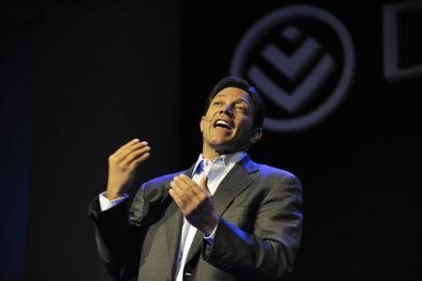 Jordan Belfort speaks during a Discovery Health Seminar in South Africa in this May 2010 handout photograph.