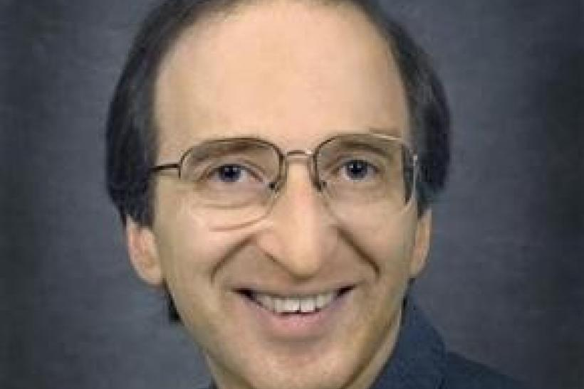 Lawrence Berkeley National Laboratory's Saul Perlmutter is shown in this undated handout out image obtained by Reuters