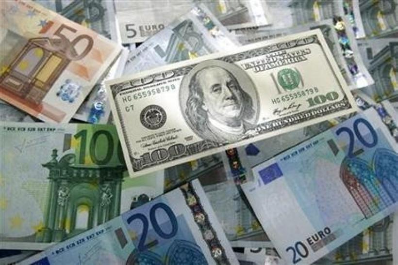 Euro steady on hope for bank sector; investors wary