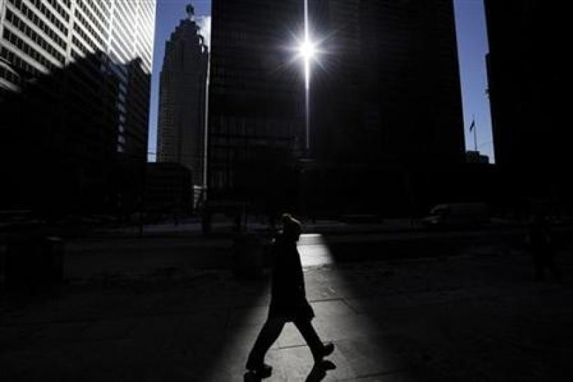 Canada's message to Wall Street: we've got jobs